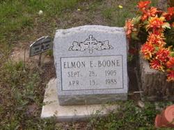 Elmon Eugene Boone