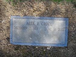 Alex R Croce