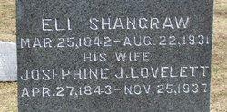 Josephine J <i>Lovelette</i> Shangraw