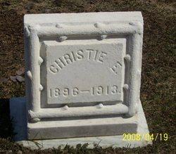 Christie E Shangraw