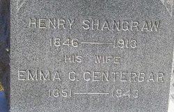 Emma C <i>Centerbar</i> Shangraw