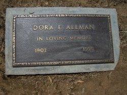 Dora Edith <i>Rodman</i> Allman