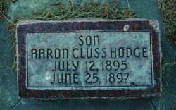 Aaron Cluss Hodge