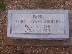 Truett Evans Airhart