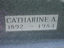 Catharine A. Arbogast