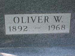 Oliver W. Arbogast