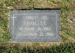 Carolyn Lee Trouse