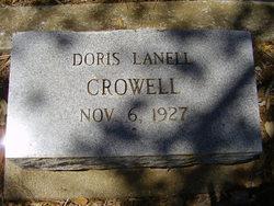 Doris Lanell Crowell