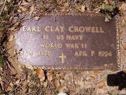 Earl Clay Crowell