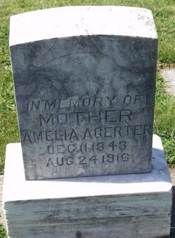 Amelia Agerter