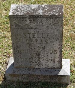 Stella <i>Hefley</i> Cates