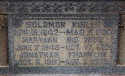 Solomon Kibler