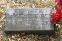 Raleigh Edward Colston