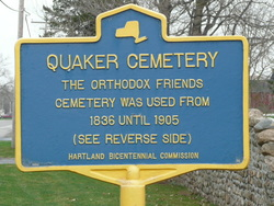 Orthodox Friends Cemetery