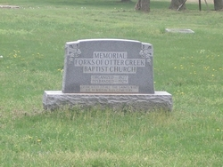 Forks of Otter Creek Cemetery