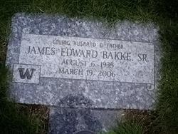 James Edward Bakke, Sr