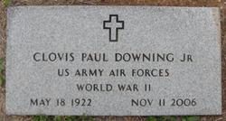 Clovis Paul C.P. Downing, Jr