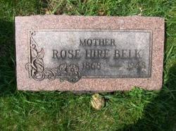 Rose <i>Herrmann</i> Belk