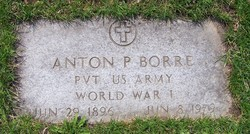 Anton Peter Borre