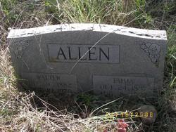 Emma <i>Milstead</i> Allen