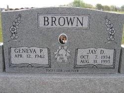 Jay D Brown