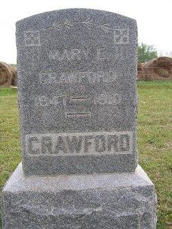 Mary E Crawford