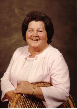 Frozie <i>Montgomery</i> Tackett