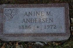 Anine M. Mrs. Walter Andersen
