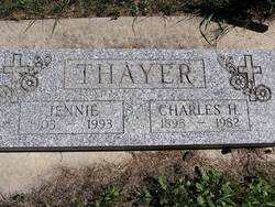 Charles Henry Thayer