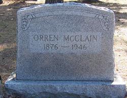 Orren McClain