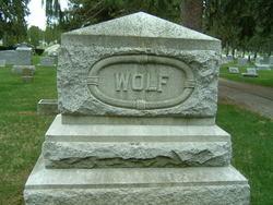 Melissa <i>Ott</i> Wolf