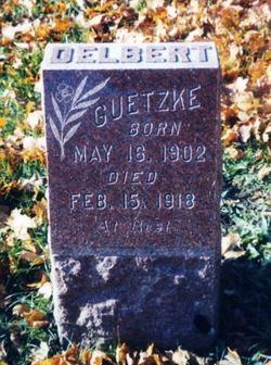 Delbert Guetzke