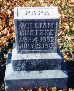 William A. Guetzke, Jr