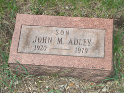 John Martin Adley