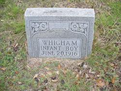 Infant Son Whigham