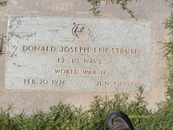 Donald Joseph Engstrum