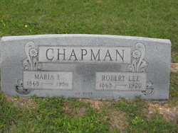 William Robert Lee Chapman