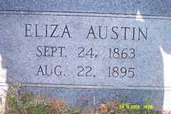 Eliza <i>Castleberry</i> Austin