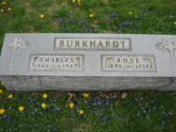 Charles Burkhardt, Sr