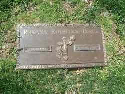 Roxana <i>Rothrock</i> Boyce
