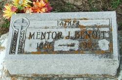 Mentor J. Benoit