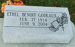 Ethel <i>Benoit</i> Godeaux