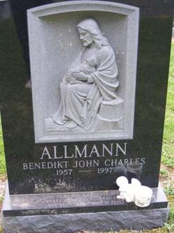 Benedikt John Charles Allmann