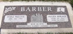 Allen Horace Barber
