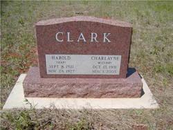 Charlayne <i>McCurry</i> Clark