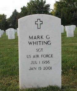 Mark G Whiting