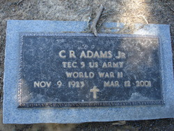 Charles Ramage Buddy Adams, Jr