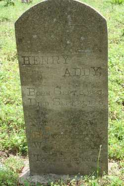 Henry Addy