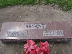 Amelia Ann <i>Winchester</i> Bryant