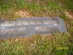 Mary Elizabeth Molly <i>Caldwell</i> Berry